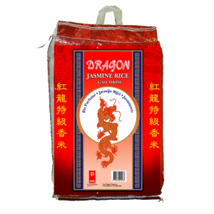 Dragon Jasmine Rice 10kg | Buy Online at The Asian Cookshop.